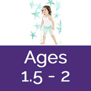 dance sessional classes ages 1.5 - 2