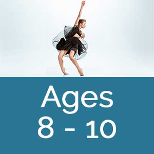 Dance Arts full year programs ages 8-10