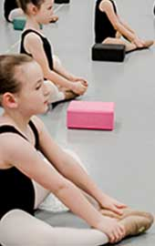 Dance Arts in Mahogany Dance Class Ages 7-9