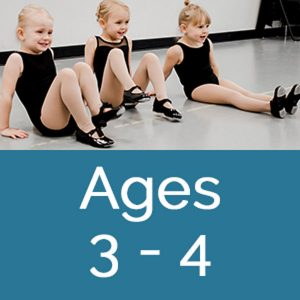 Dance Arts in Mahogany Dance Class Ages 3-4