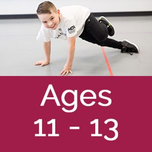 Dance Arts in Mahogany Dance Class Ages 11-13