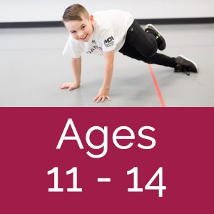 Dance Arts in Mahogany Dance Class Ages 11-14