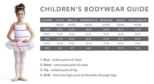 Capezio Children's Attire
