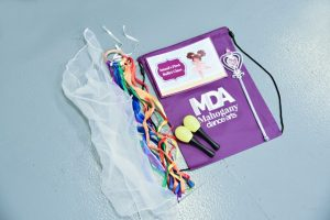 MDA dance prop kit